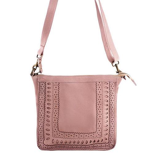 Rose Tahlia Leather Bag