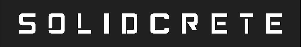 Solidcrete concrete company logo