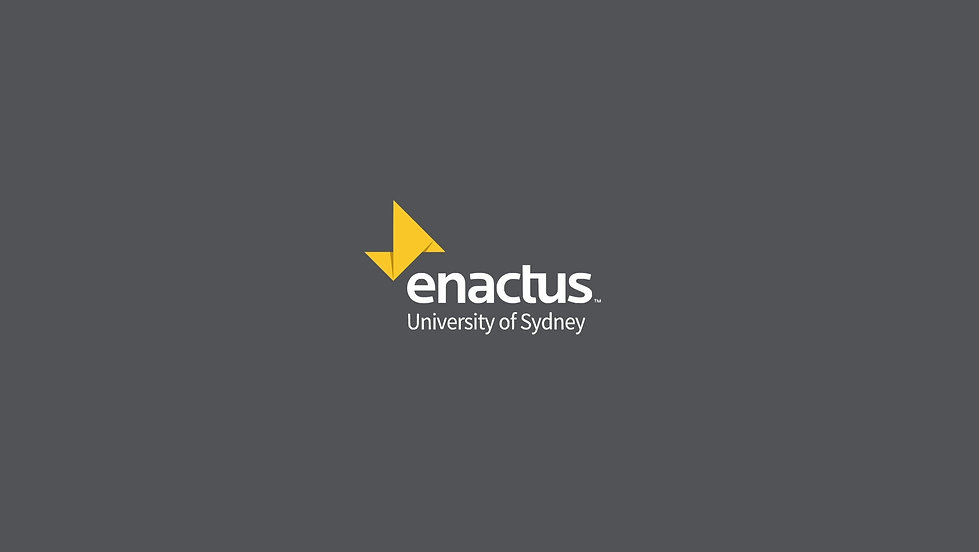 What does Enactus University of Sydney do? (Filmed by We are World Change)