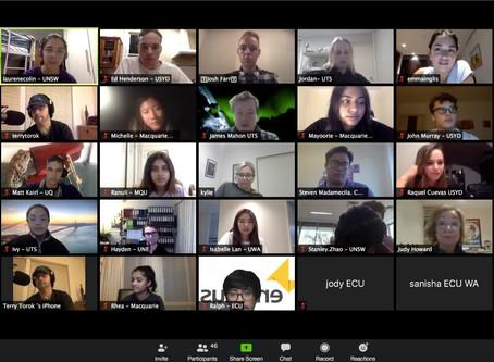 Newsletter #7 - Nationals Update, Webinars, Remote Learning