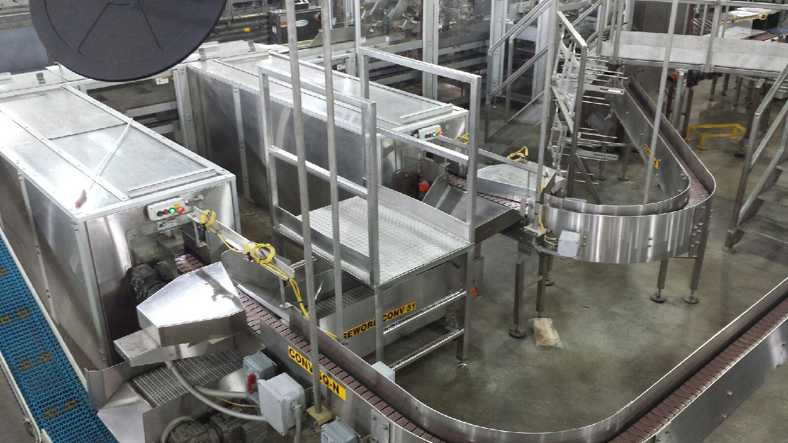 Custom Fabrication Process Installation