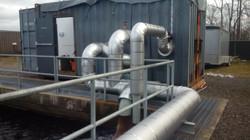 Sewage Treatment Piping