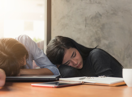 Be Mindful: Burnout can sneak up on you