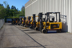 AIM Forklifts