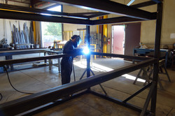 In Shop Fabrication