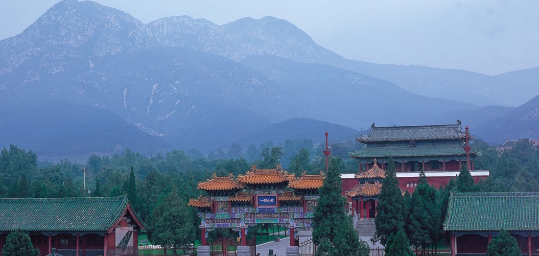 Taoism temples