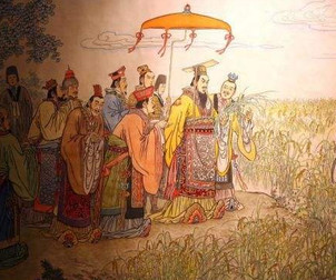 Walking etiquettes in Tradition of China