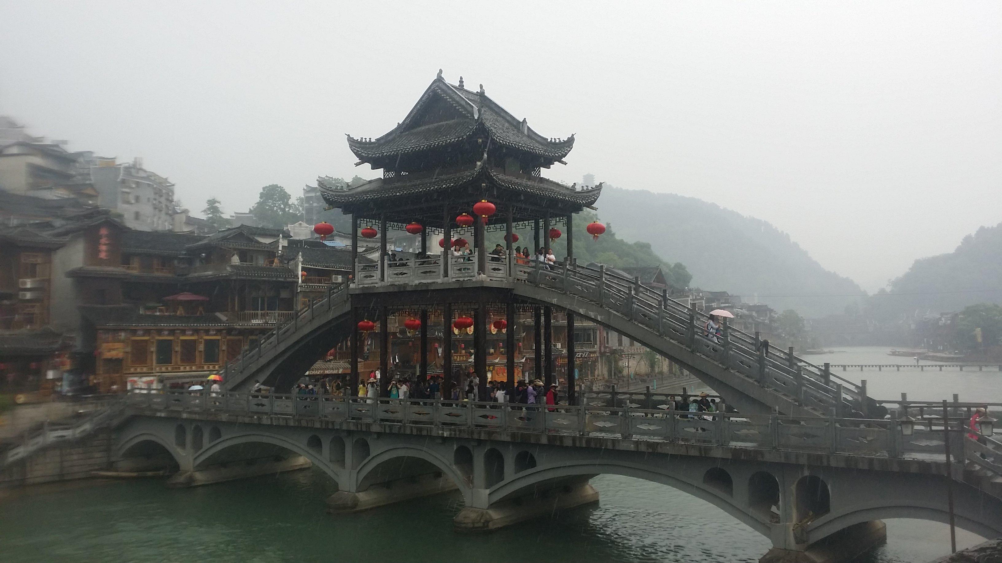 Six hundreds years bridge
