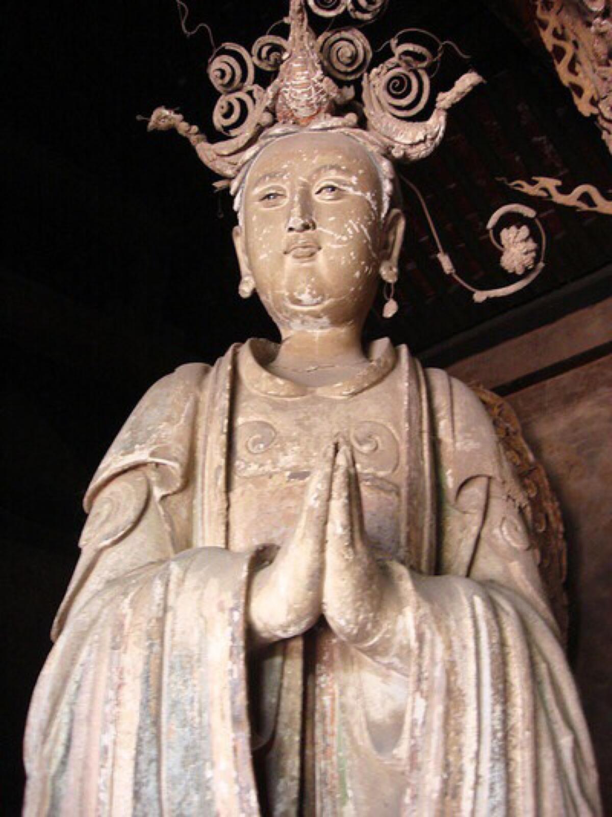 Millennium sculpture