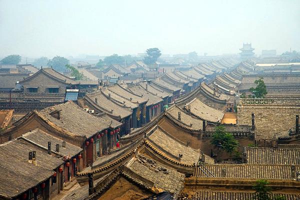 Six hundreds years houses