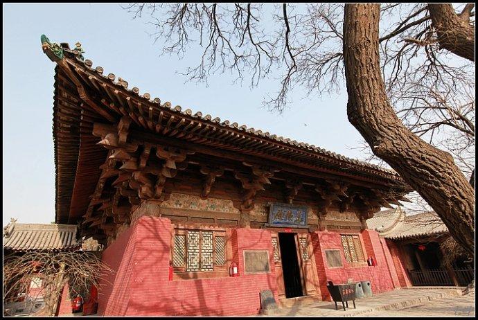 Millennium temple