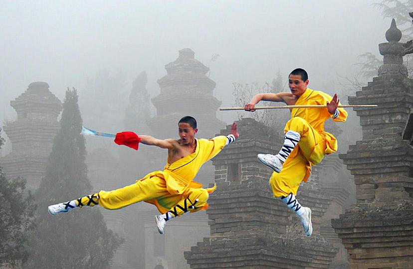 Shaolin Kong Fu