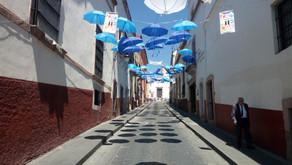 Semana Santa de trabajo en Zacatecas