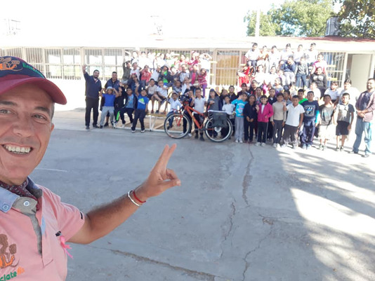 Conferencias Obesidad en escuelas