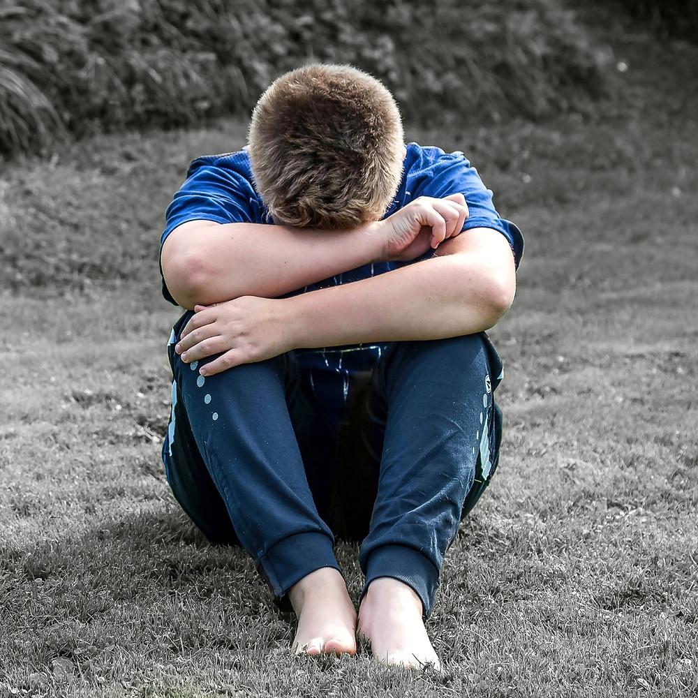La obesidad en los niños puede provocar, además de graves problemas de salud, trastornos sicológicos y depresión.