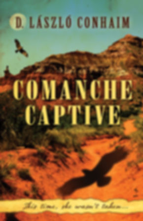 D. Laszlo Conhaim Comanche Captive