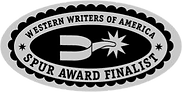 Spur Award Western Writers of America Conhaim Robeson All Man's Land