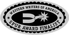 Spur-Award Western-Writers-of-America Conhaim Robeson All-Man's-Land