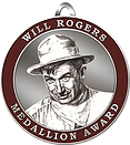 Will Rogers Medallion Award D-Laszlo-Conhaim