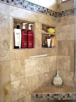 Custom Shower & Bath Building