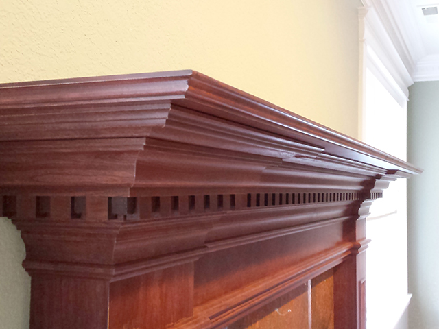 Detailed Custom Carpentry Medford