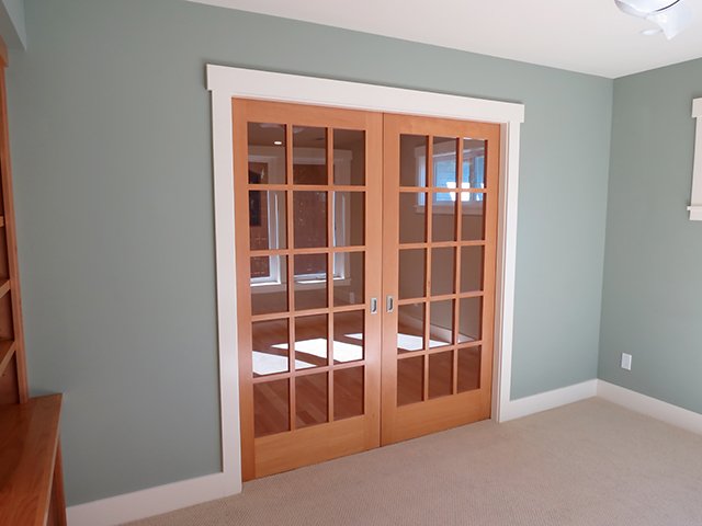 Custom Carpentry in Ashland Oregon