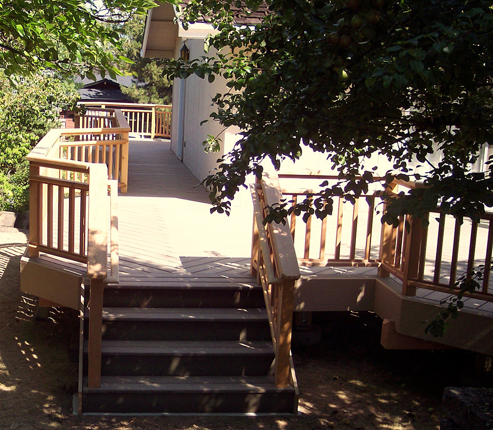 Deck Contractor in Ashland Oregon