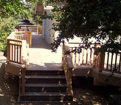 Deck Contractor in Ashland Oregon