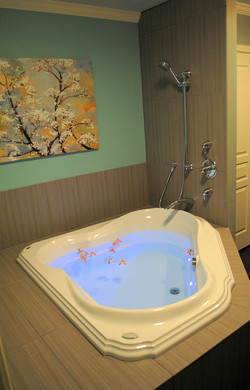 Custom Bathroom in Medford Oregon