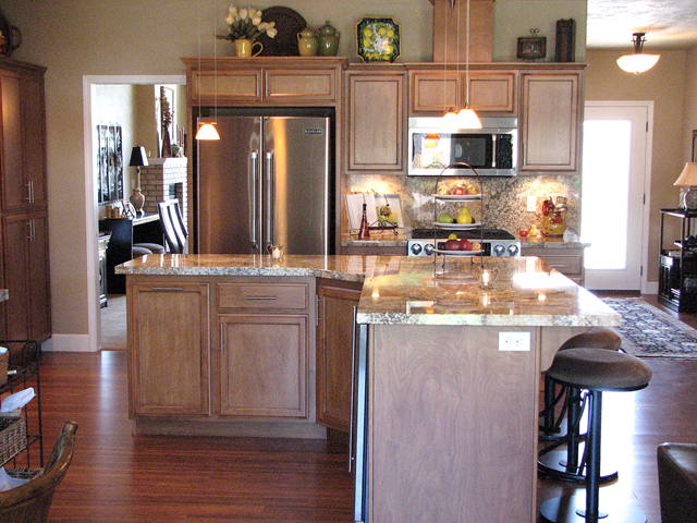Kitchen Remodel Southern Oregon