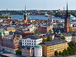 STOCKHOLM TO SOUTHAMPTON