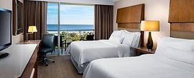 Westin Hilton Head Twin Room