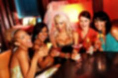 LAS VEGAS BACHELORETTE BAR CRAWL