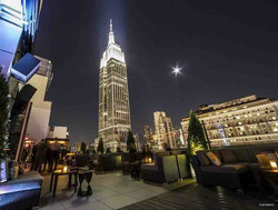 The Monarch rooftop NYC