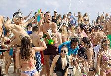 mandala beach day party cancun