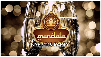MANDALA CANCUN NYE 2019 EVENT