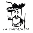 La Embajda Playa del Carmen Logo Nightlife