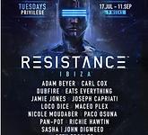Resistance Privilege Club Ibiza Ibizanightlife.com