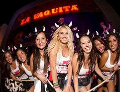 la vaquita Cancun nightclub
