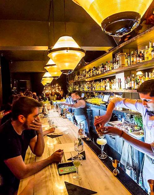 Mexico City Pub club bar crawl