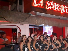 La Embajda Bar Playa del Carmen Nightlife