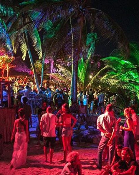 Tulumcrawl Tulum Nightlife