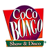 Coco Bongo logo Playa del Carmen nightlife