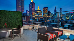Up on 20 rooftop bar