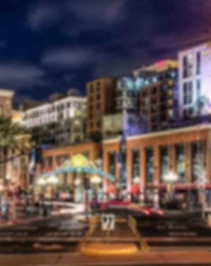 San Diego nightclub crawl