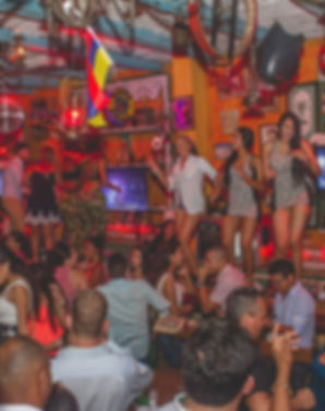 cartagena bar crawl