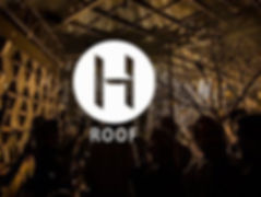 H ROOF CANCUN LOGO