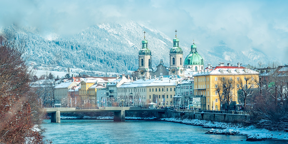 3. Innsbruck, Austria