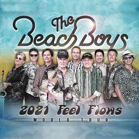 The Beach Boys in Memphis at Graceland