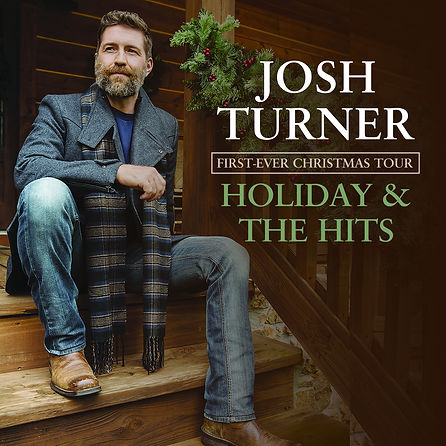 Josh Turner holiday tour in Memphis at Graceland